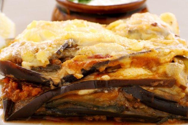 РЕЦЕПТЫ: 12 очень вкусных блюд из баклажанов