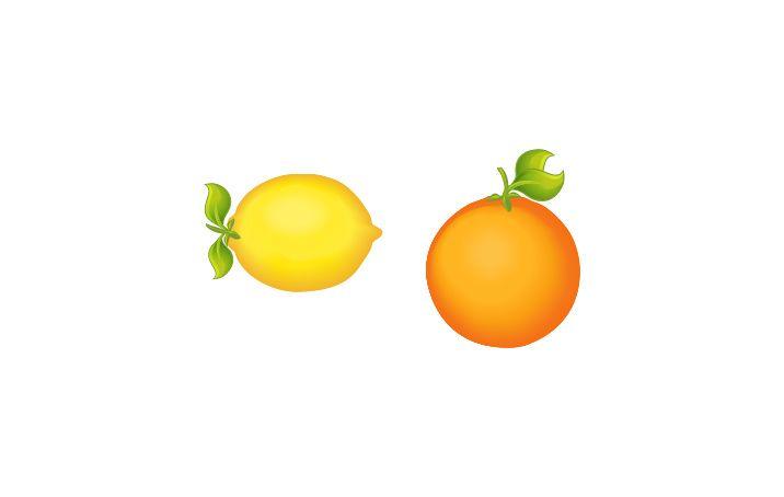 Orange and Lemon Vector Image #orange #lemon #summer #cocktails http://www.vectorvice.com/summer-cocktails-pack