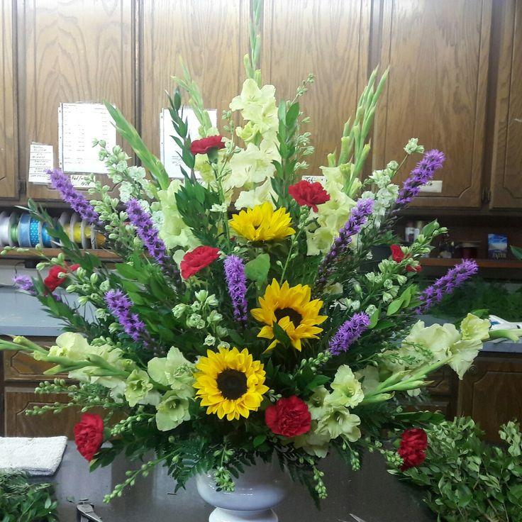 Best Altar Flower Arrangements: 201 Best Images About Flower Arrangements For Church On