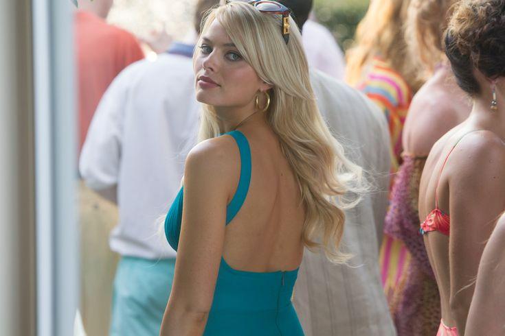 Beautiful Margot Robbie