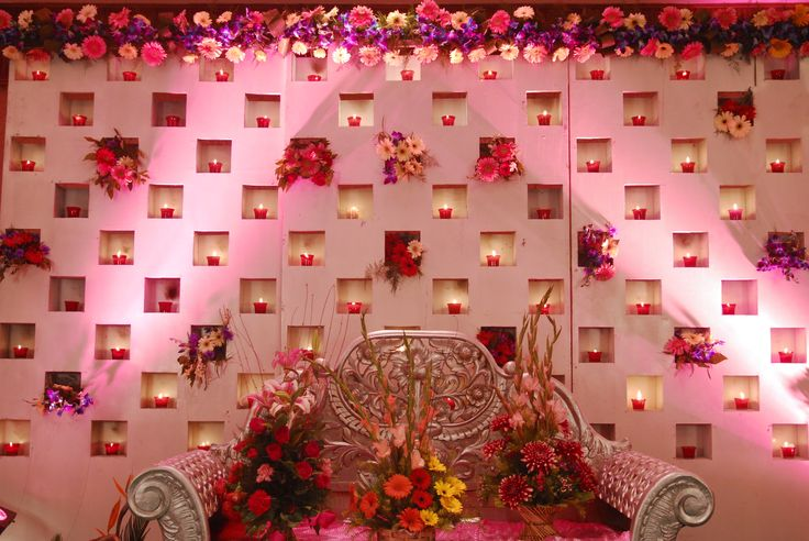 7 best wedding decoration candle light theme images on pinterest candle theme stage decorationswedding decorationswedding stagecandlesbridecandle junglespirit Image collections