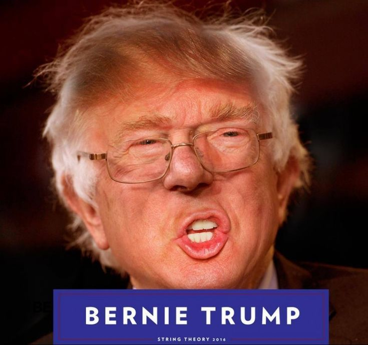 Donald Trump Orange Cake Face