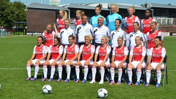 Ajax Dames 1