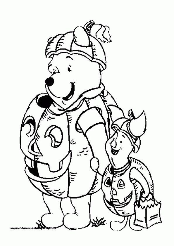 Winnie Pooh 20 Ausmalbilder Imagenes Lindas Colores Libros Para