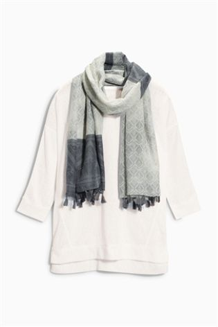 Buy Scarf Layer Top from the Next UK online shop