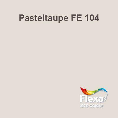 Kleur ladekastje: Flexa Expert kleur Pasteltaupe FE 104
