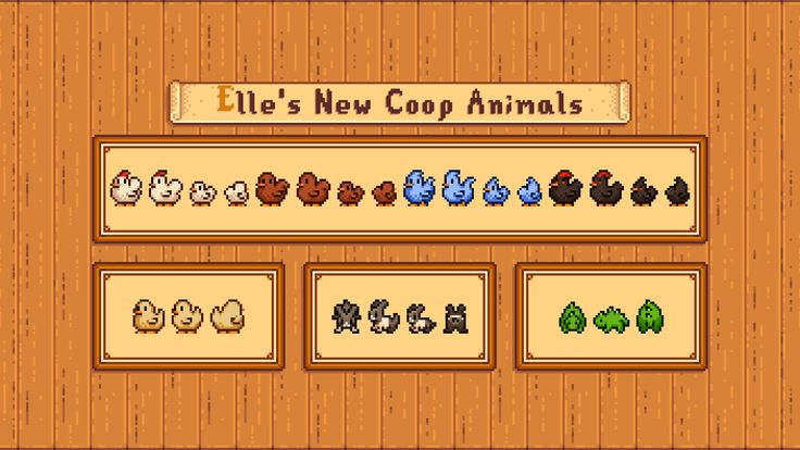 19++ How to get animals in stardew valley images