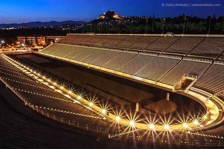 GREECE CHANNEL | Panathinaiko Stadium by Stelios  Kritikakis on 500px