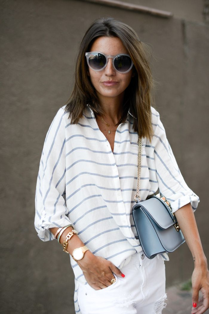 Best high fashion summer look . Amazing nail polish and accessories