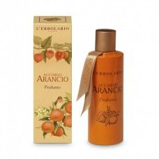 Accordo Arancio illatú Parfüm - Rendeld meg online! Lerbolario Naturkozmetikumok http://lerbolario-naturkozmetikumok.hu/kategoriak/testapolas/parfumok