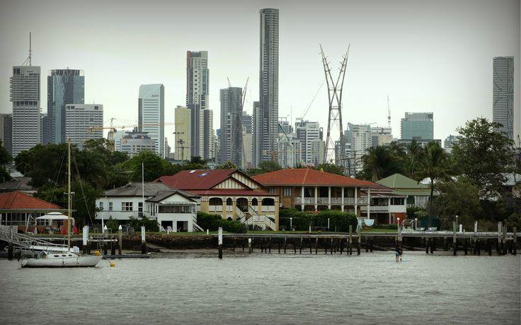 #365Toowoomba: Thursday, January 9: Photo Ops in Brisbane