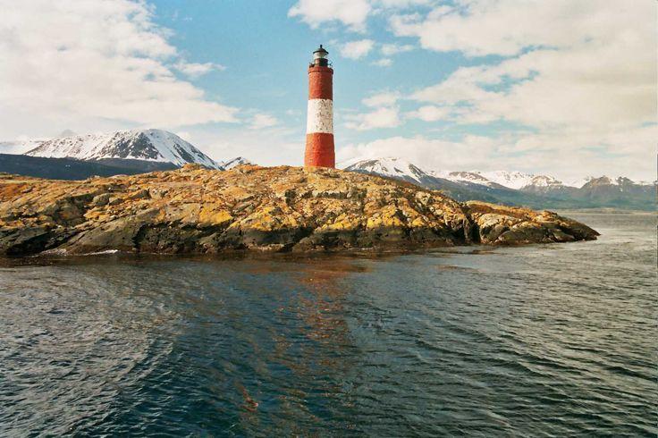 Faro del fin del Mundo. Provincia de Tierra del Fuego