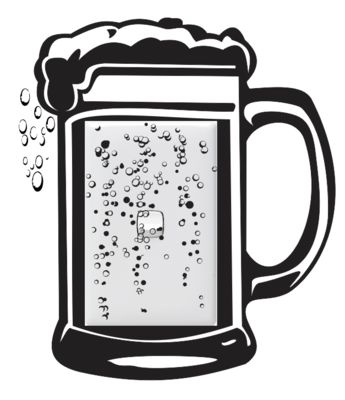 Beer Glass- Switch Sitters  (PowerPoint Not Included)