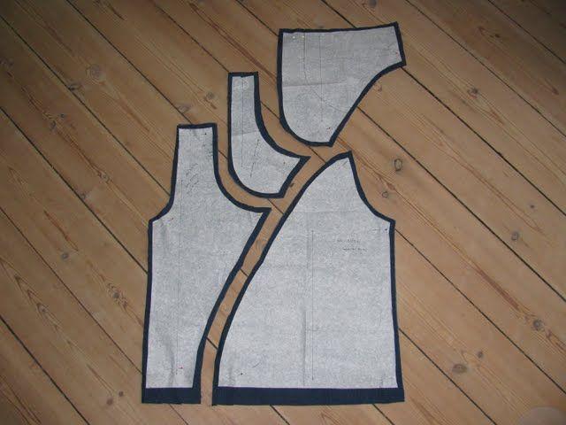 Jeg har for flere år siden lavet en TUT på hvordan jeg syr onion 22'er bukser med lommer, da jeg blev inspireret af en kreakusine som netop...