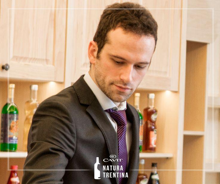 Trentodoc: eccellenza, profondità ed eleganza. Parola di Ciro Fontanesi, coordinatore dell'Alma #Wine Academy, centro di formazione di #ALMA la Scuola Internazionale di #CucinaItaliana.