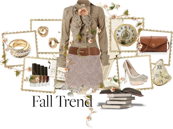 """""""Fall Trend : Lace"""" by oxalis4de ❤ liked on Polyvore"""