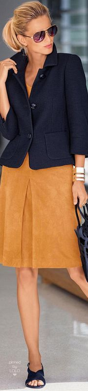 Business Fall Outfits Executive Women 4