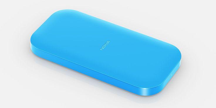 Socle de chargement sans fil portable Nokia DC-50