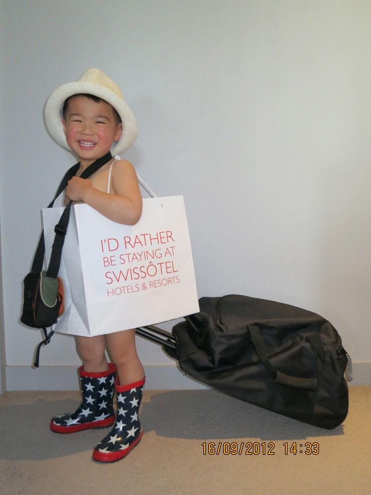 Someone's getting ready for an adventure!  Upload your photo today: https://www.facebook.com/swissotelhotelsresorts/app_477827198902947