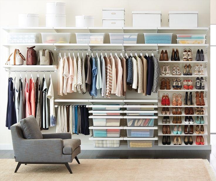 Ideas For Closet Storage best 10+ contemporary closet storage ideas on pinterest | master