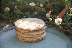 Receta pan pita de harina de quinoa