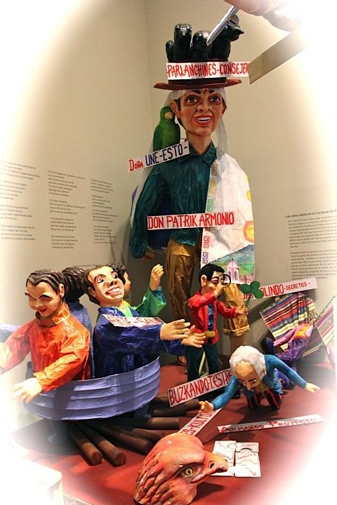 Carrosa alegórica a los Carnavales de negros y blancos de Pasto - Nariño. Crédito Milton Ramírez (@FOTOMILTON) Mincultura 2012.