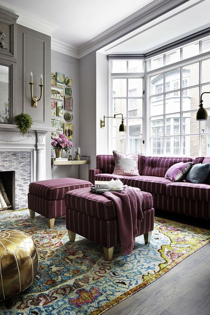 West Village Townhouse Interior Decor With A Classic Flair