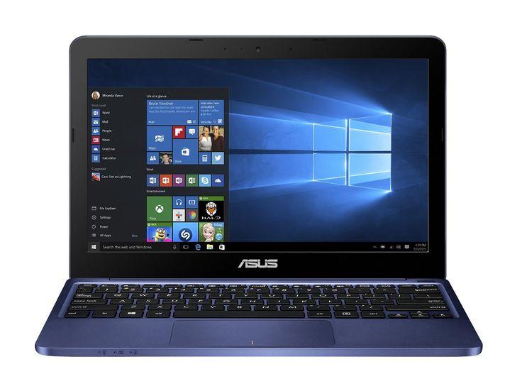 "Asus E200HA-FD0079TS PC portable 11.6"" Bleu, PC portable pas cher Amazon"