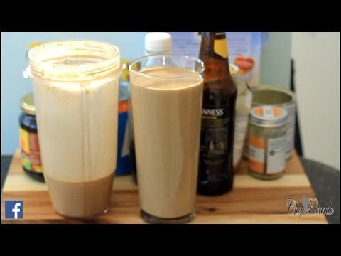 JAMAICAN PEANUT PUNCH Best JAMAICAN PEANUT PUNCH FROM CARIBBEAN CHEF - YouTube