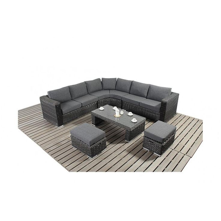 Round Corner Sofa Set Goodca
