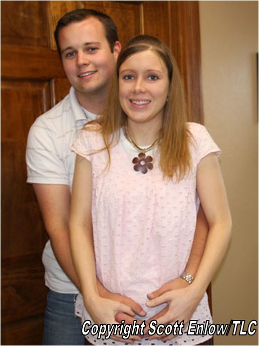Flashback Josh and Anna Duggar