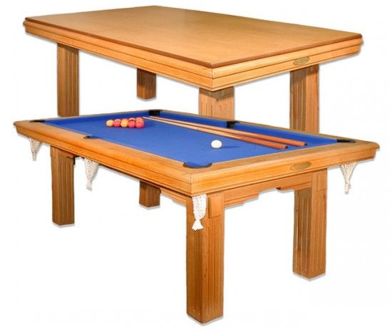 Sovereign Square Leg 6ft or 7ft Pool Dining Table