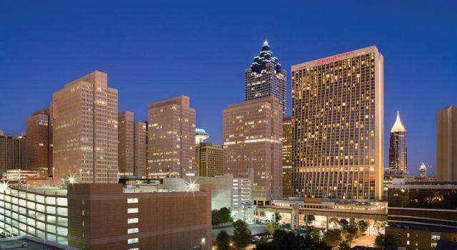 Atlanta Marriott Marquis - 4 Star #Hotel - $85 - #Hotels #UnitedStatesofAmerica #Atlanta http://www.justigo.net/hotels/united-states-of-america/atlanta/atlanta-marriott-marquis_106894.html