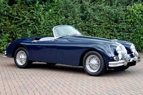 Jaguar XK 150 S Roadster (1958)