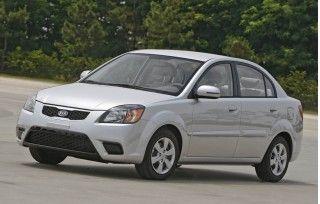 2010 Kia Rio Hatchback and Sedan Review, Problems - http://carsintrend.com/2010-kia-rio-hatchback-and-sedan-review-problems/