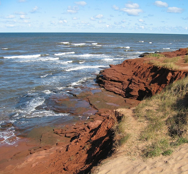 Prince Edward Island Beaches: Cavendish Beach, Prince Edward Island