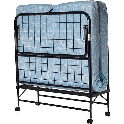 Folding Guest Bed With 5 Quot Mattress Twin Beds Guest Bed