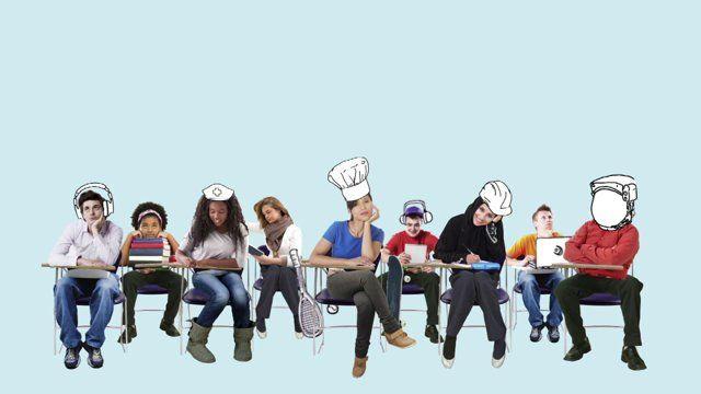 De nieuwe school in 2030: hoe maken we leren en werken aantrekkelijk?  Mogelijke toekomsten van het onderwijs in Vlaanderen. Een initiatief van het Departement Onderwijs en Vorming, de Vlaamse Onderwijsraad en de Koning Boudewijnstichting.   Meer info op www.ond.vlaanderen.be/onderwijs-2030/
