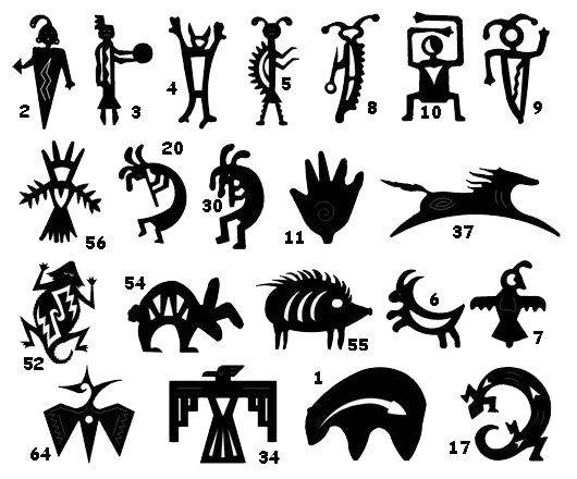 petroglyph in art - Google Search