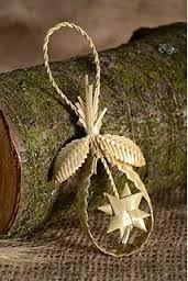 """Képtalálat a következőre: """"straw christmas ornaments"""""""