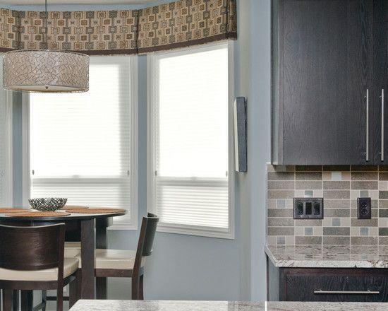 Pin by sylvia johnson on kitchen backsplashes pinterest - Modern curtains for kitchen windows ...