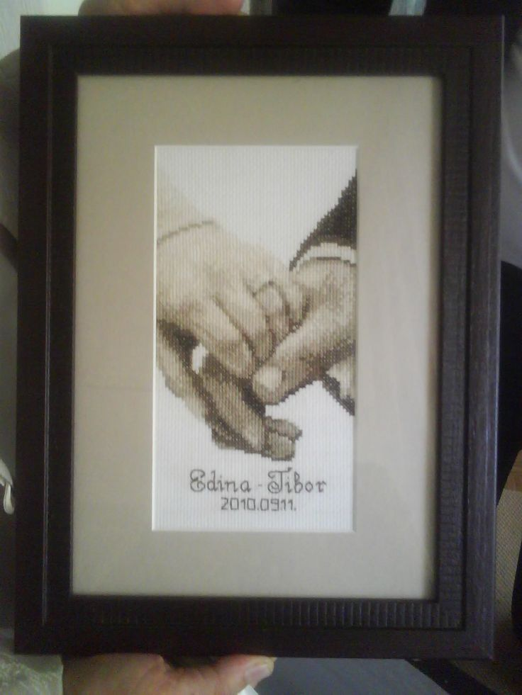 Wedding gift for two good friends of my family :)