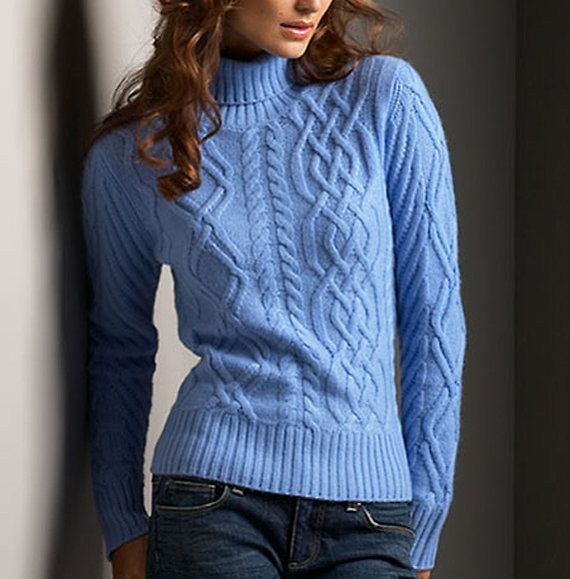 MADE TO ORDER women's sweater coat aran by LuxuryKNITTING2013, $240.00