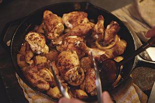Lemon Roasted Tuscan Chicken Recipe - Kraft Recipes
