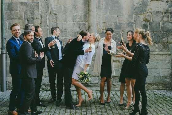 Swiss Wedding - Caroline Dyer-Smith Photography