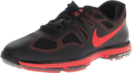 NIKE Golf Mens NIKE Lunar Ascend II Golf Shoe Light CrimsonBlackWhiteLight Crimson 115 DM US >>> Want to know more, click on the image. Note: It's an affiliate link to Amazon