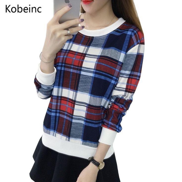 أزياء خمر منقوشة النساء هوديي طويلة الأكمام جولة الرقبة أنيقة الإناث السترة زائد حجم 2xl النساء البلوز moletom 2017
