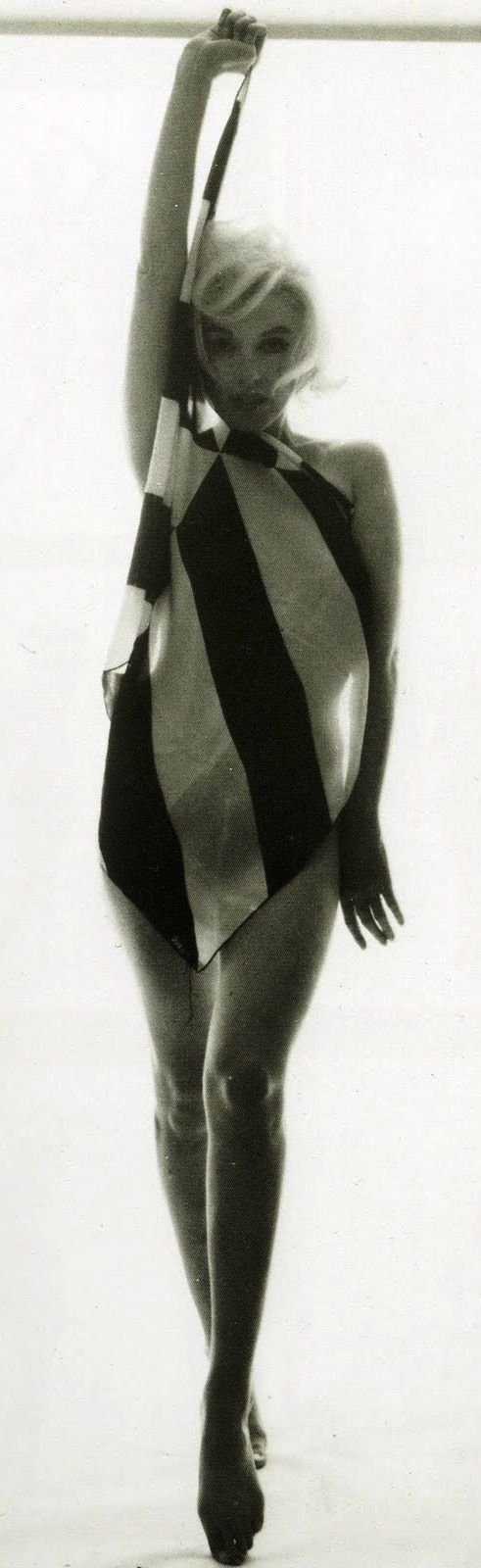 Marilyn Monroe by Bert Stern for Vogue, June 1962—The Last Sitting