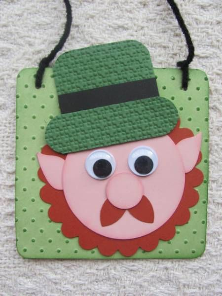 St. Patrick's Day Card/Tag...