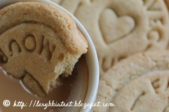 Lory B. Bistrot: Biscotti da colazione con Farina d'Avena